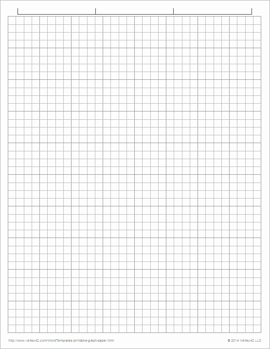 1 Inch Square Grid Paper Beautiful Printable Graph Paper Templates for Word
