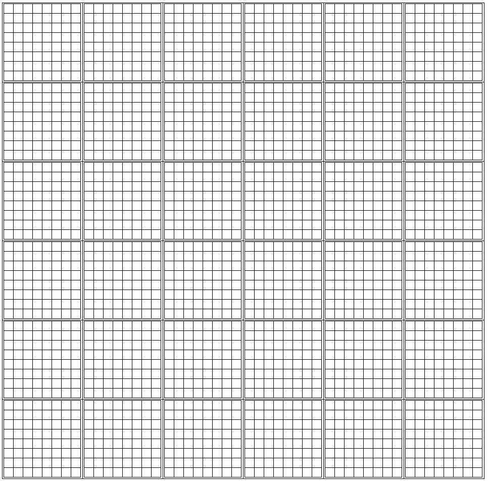 1 Inch Square Grid Paper Elegant Creative Science & Philosophy Working Graph Paper for
