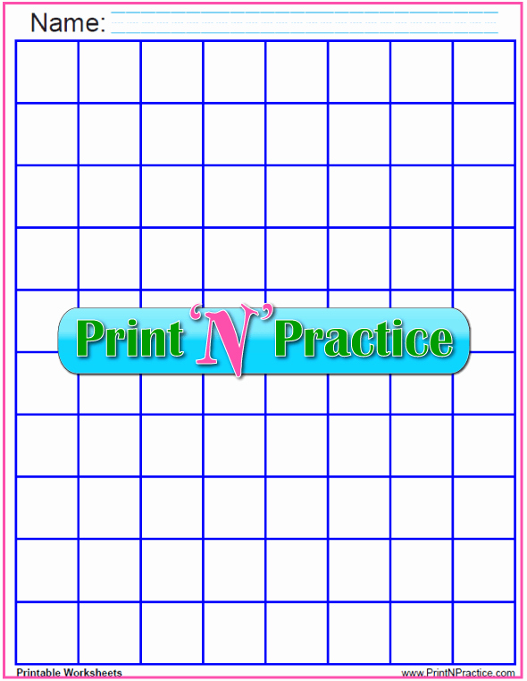 1 Inch Square Grid Paper Lovely 35 Printable Graph Paper Customize ⭐ Print Gift Wrap