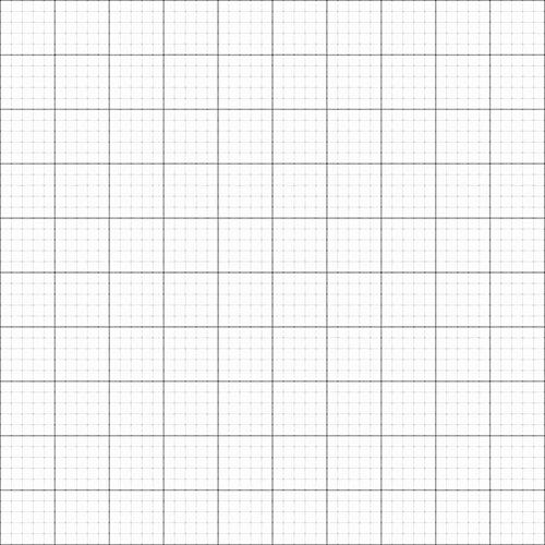 1 Inch Square Grid Paper Unique 6 X 120gsm Grid Graph Paper A2 Size Metric 1mm 5mm 50mm