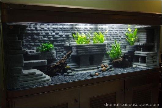 10 Gallon Tank Background Best Of Dramatic Aquascapes Diy Aquarium Background