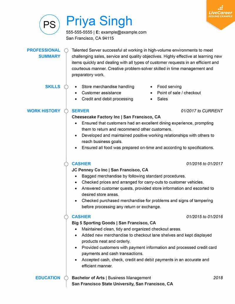10 Years Experience Resume format New 9 Best Resume formats Of 2019