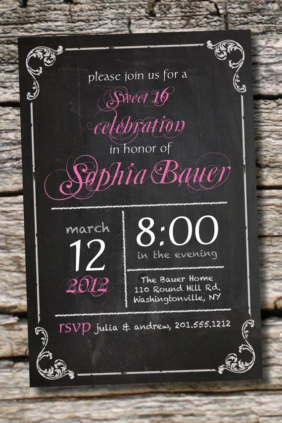 16th Birthday Invitation Templates Free Best Of 19 Of Boys 16th Birthday Party Invitation Template