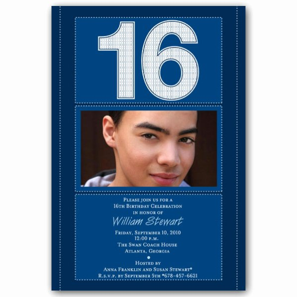 16th Birthday Invitation Templates Free Best Of Free Printable 16 Year Old Birthday Invitation Template