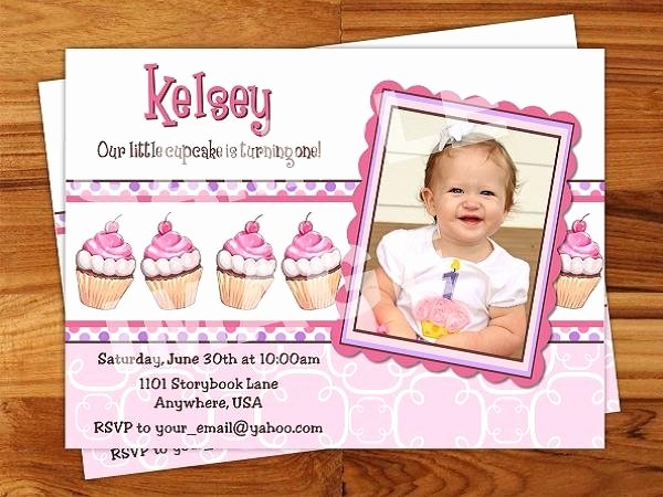1st Birthday Invitation Wording Samples Elegant 1st Birthday Invitation Letter