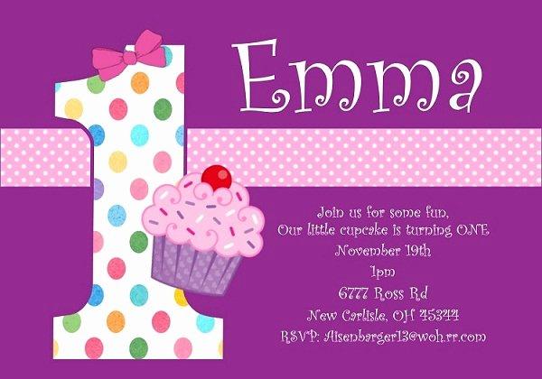 1st Birthday Invitation Wording Samples Luxury First Birthday Invitation Wording and 1st Birthday
