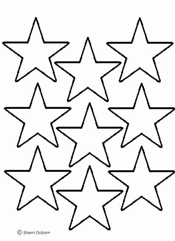 2 Inch Star Stencil Awesome Best 25 Star Template Ideas On Pinterest