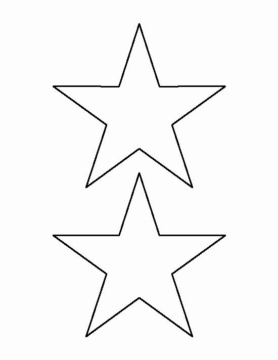 2 Inch Star Stencil Best Of Pin by Muse Printables On Printable Patterns at