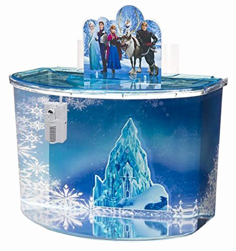 20 Gallon Aquarium Background New Disney Frozen 3d Fish Tank Plastic Aquarium 4 5 Gallon