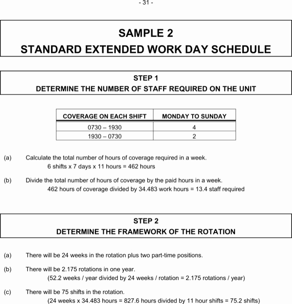 24 7 Schedule Template Awesome Download 24 7 Rotating Shift Schedule Manual Download for