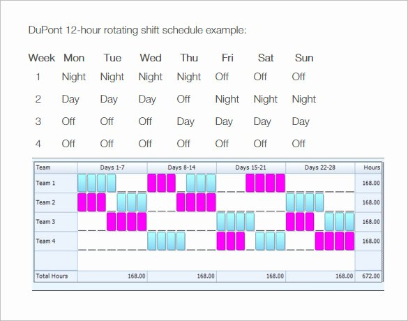 24 7 Schedule Template Luxury 8 Hour Shift Schedule Template – Planner Template Free