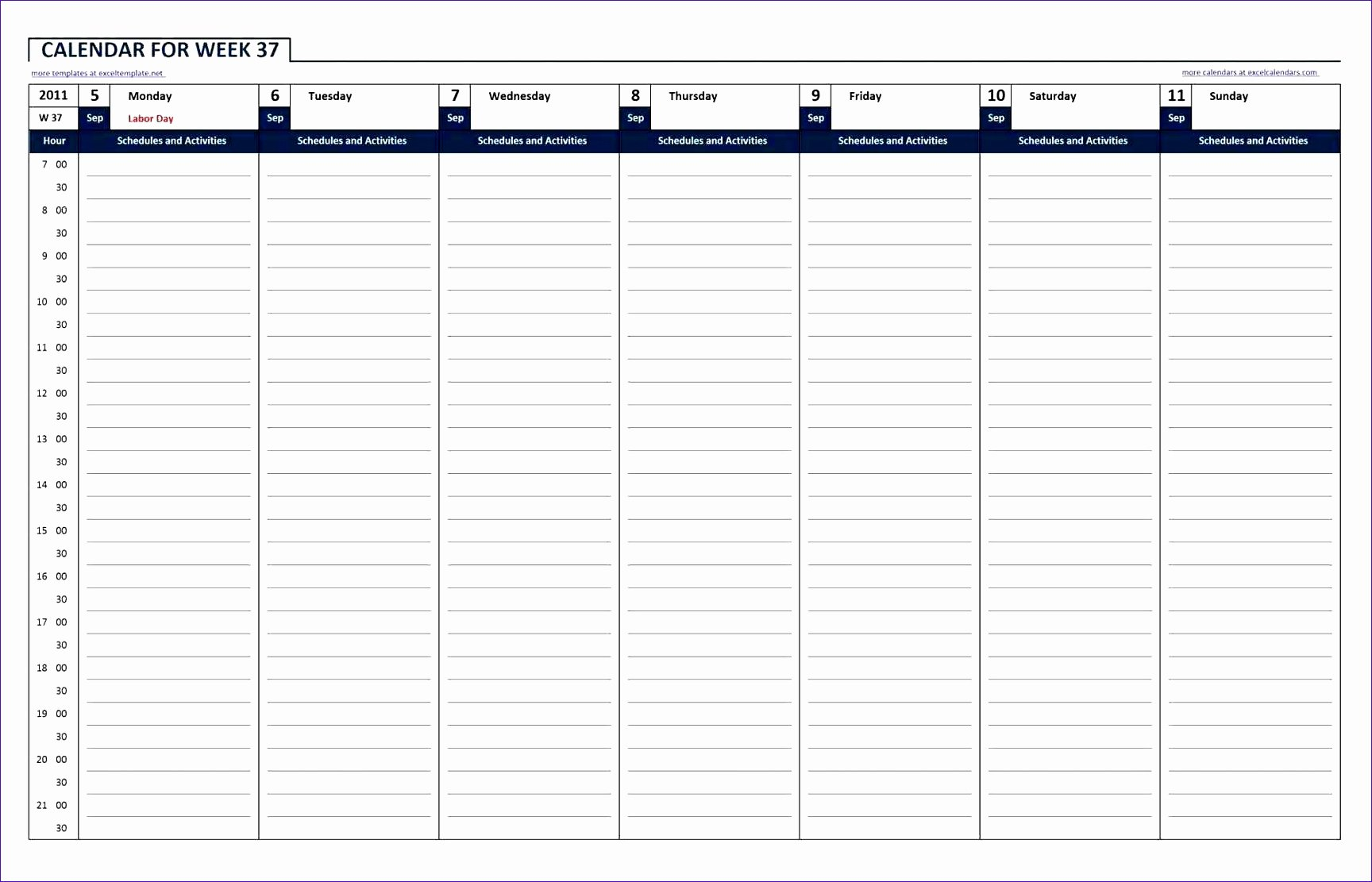 24 Hour Schedule Planner Best Of 10 24 Hour Work Schedule Template Excel Exceltemplates