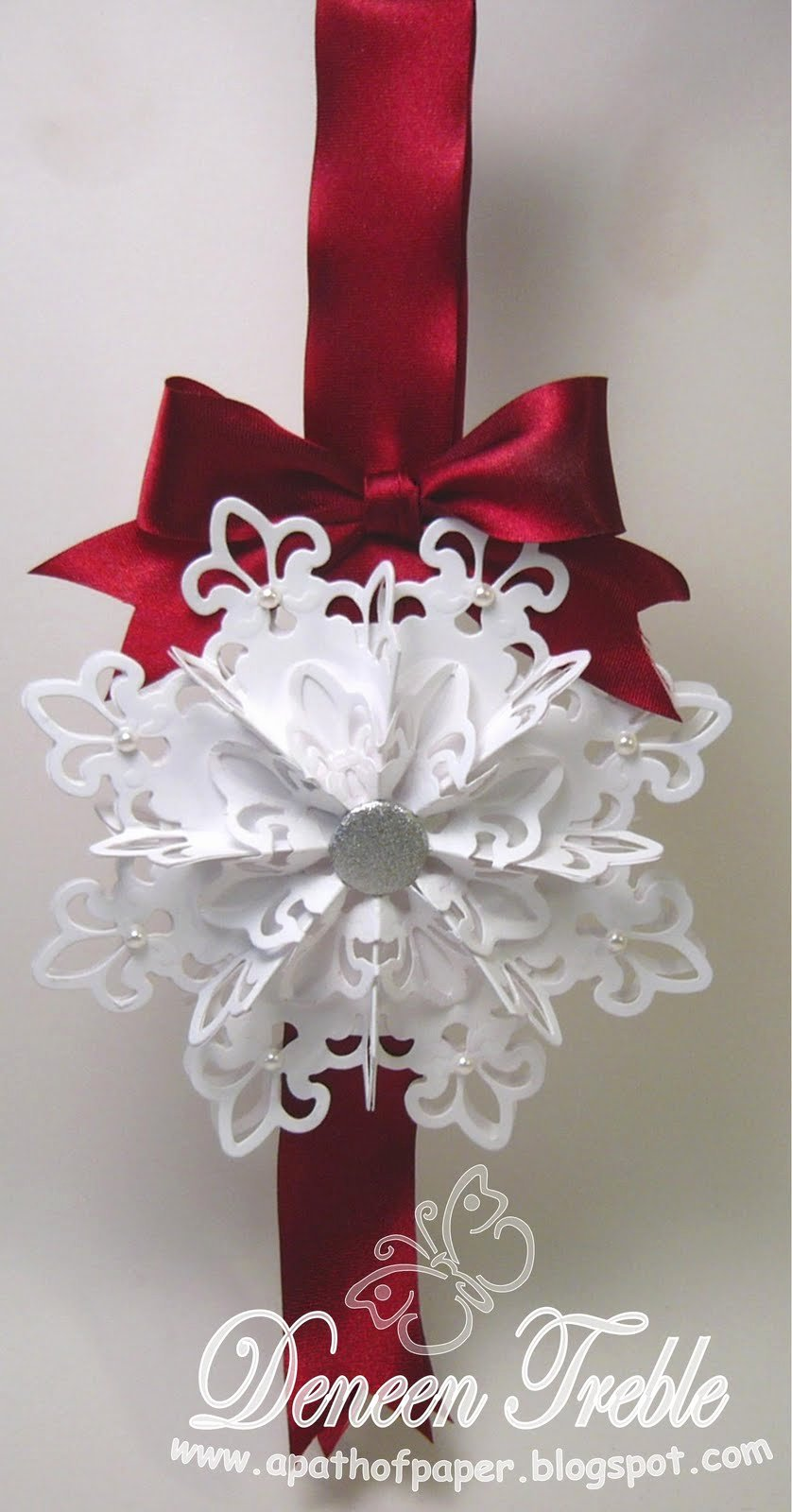 3 D Paper Snowflakes Fresh A Path Of Paper top Tip Tuesday Snowflakes