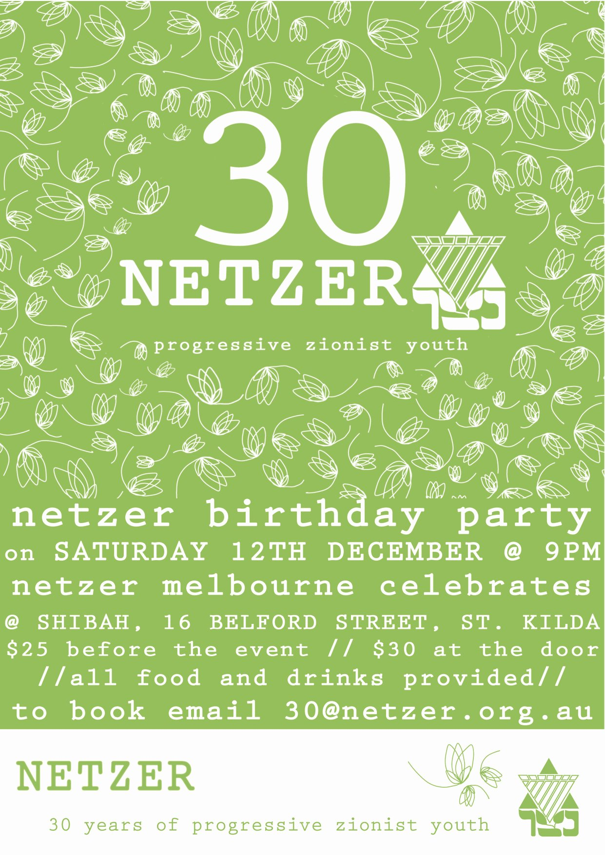 30th Birthday Poster Templates Luxury Antagonist Placeholder