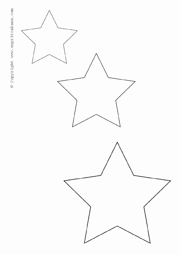 3d Christmas Tree Template Beautiful Star Cutout Template Cut Out Adult Best Photos Of Tree