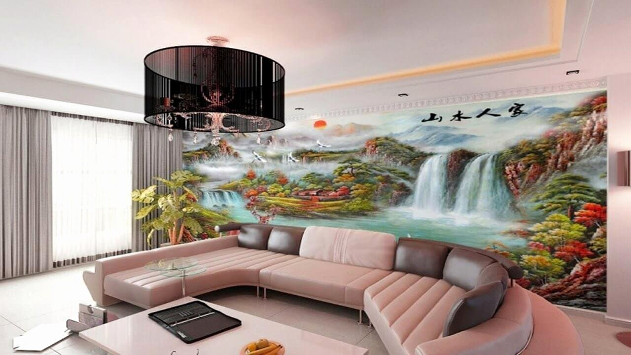 3d Paintings On Wall Fresh 17 Marvellous Wall Painting Ideas to Refresh Your Home
