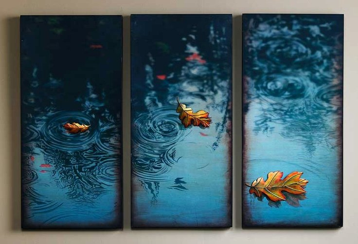 3d Paintings On Wall Inspirational Ending Rain 3d Wall Art Plaques A New Perspective