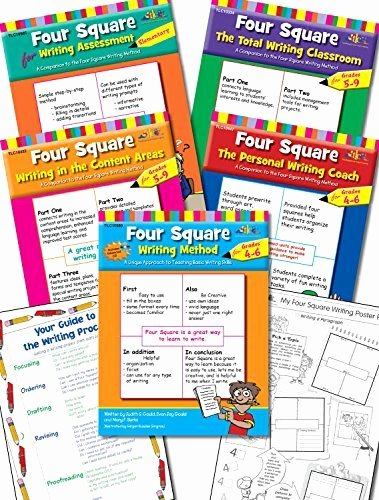 4 Square Writing Template Best Of 1000 Ideas About Four Square Writing On Pinterest