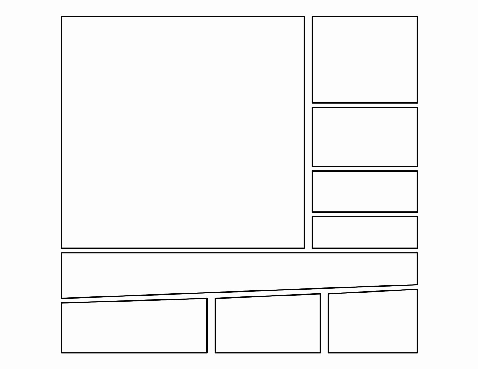 4 Square Writing Template Inspirational 3rd Grade Second Batch Of Ic Templates