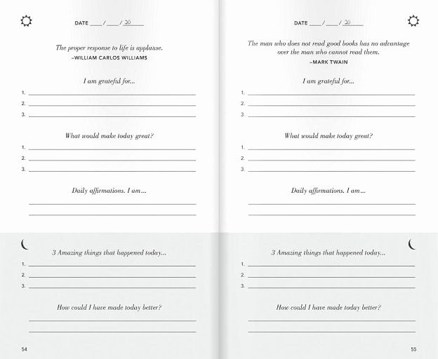 5 Minute Journal Awesome 104 Best Happiness Project Images On Pinterest