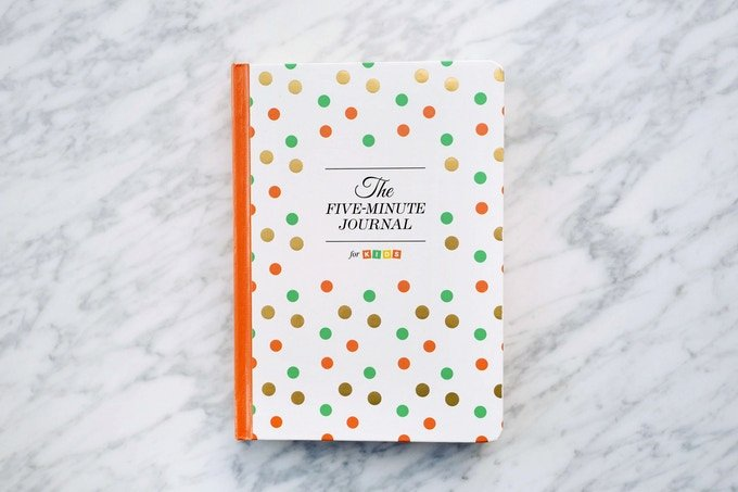 5 Minute Journal Awesome the Five Minute Journal for Kids Develop Positive