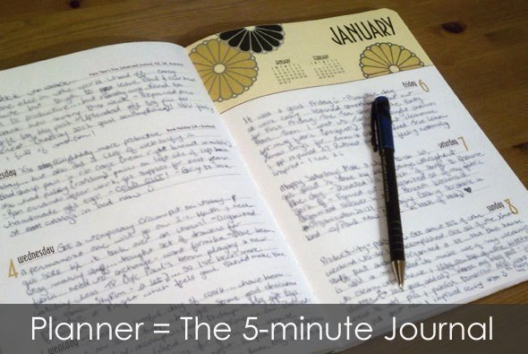 5 Minute Journal Inspirational the 5 Minute Journal