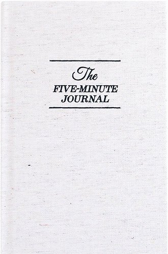 5 Minute Journal New the Five Minute Journal A Happier You In 5 Minutes A Day