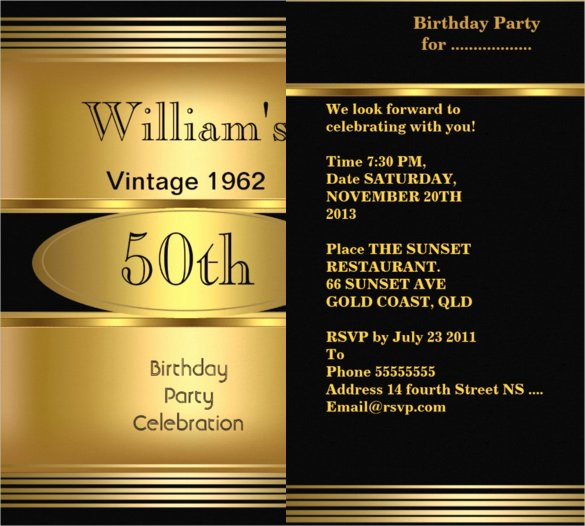 50th Birthday Invitation Wording Samples Awesome 50th Birthday Party Program Template Impremedia