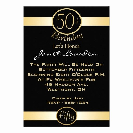 50th Birthday Invitation Wording Samples Best Of 50th Birthday Invitations Wording Samples