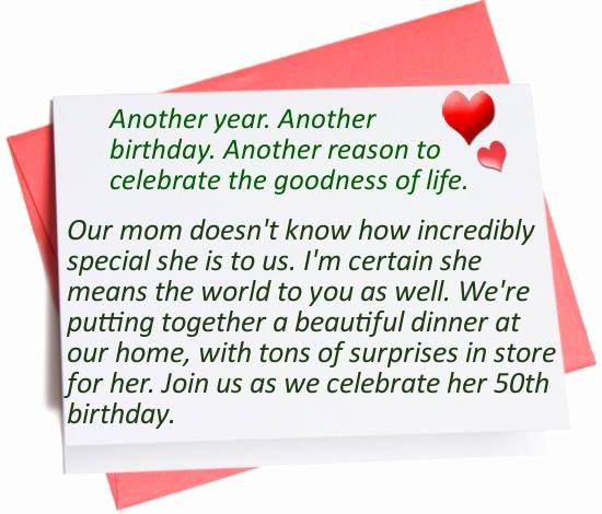 50th Birthday Invitation Wording Samples Luxury 17 Best Ideas About Birthday Party Invitation Wording On