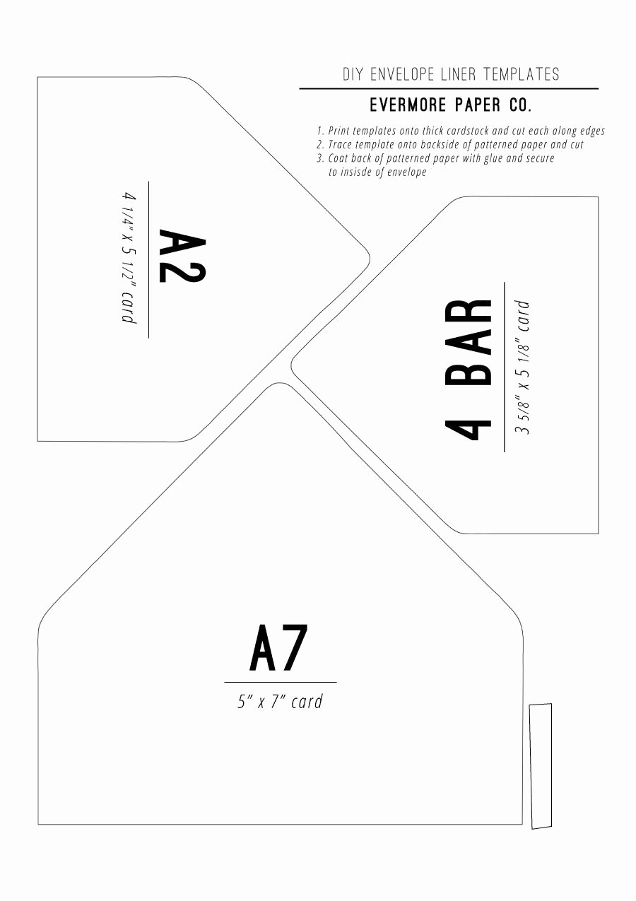 5x7 Envelope Template Microsoft Word Inspirational 40 Free Envelope Templates Word Pdf Template Lab