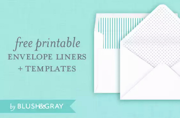 5x7 Envelopes Template Word Beautiful 4 Free Printable A7 Envelope Templates