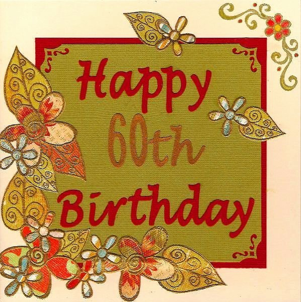 60th Birthday Cards Free Printable Lovely 60th Birthday Card Printables Pinterest