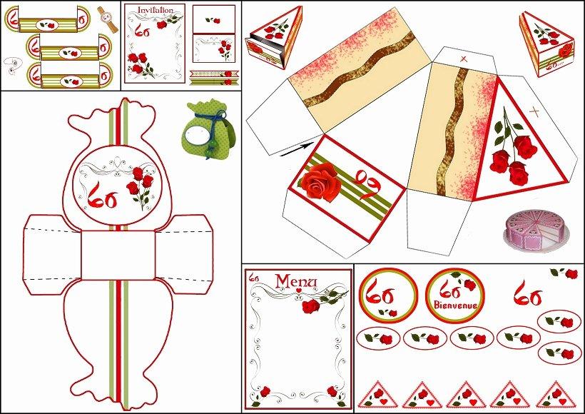 60th Birthday Cards Free Printable New 60th Birthday Free Printable Kit