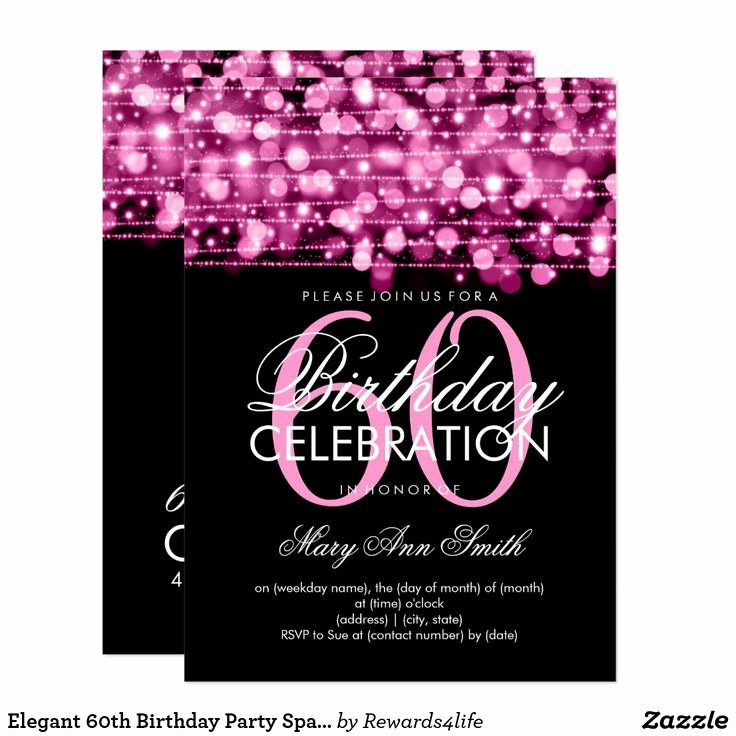 60th Birthday Cards Free Printable New 98 Best Birthday Invites 60th Images On Pinterest