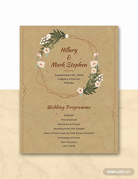 60th Birthday Program Sample Beautiful Free 60th Birthday Program Template Download 31 Program