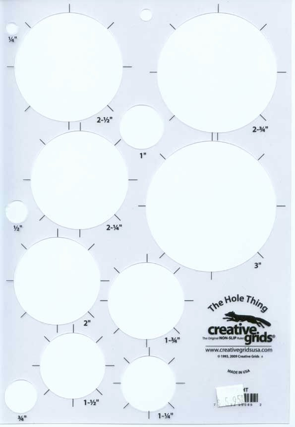 7 Inch Circle Template Best Of 1000 Images About Quilting Template On Pinterest