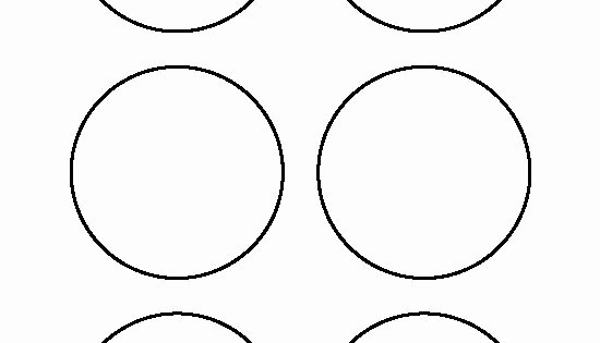 7 Inch Circle Template Luxury 3 Inch Circle Pattern Use the Printable Outline for