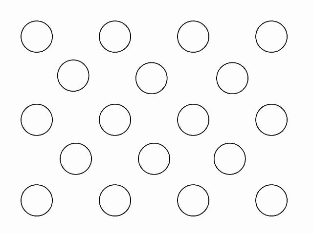 7 Inch Circle Template New 7 Inch Circle Template
