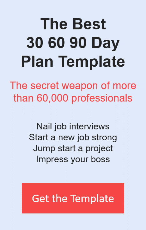 90 Day Plan Examples Awesome the Personal Performance Review Template and why You Need