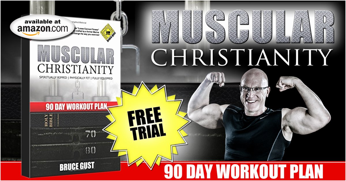90 Day Workout Plan Lovely Muscular Christianity 90 Day Workout Plan