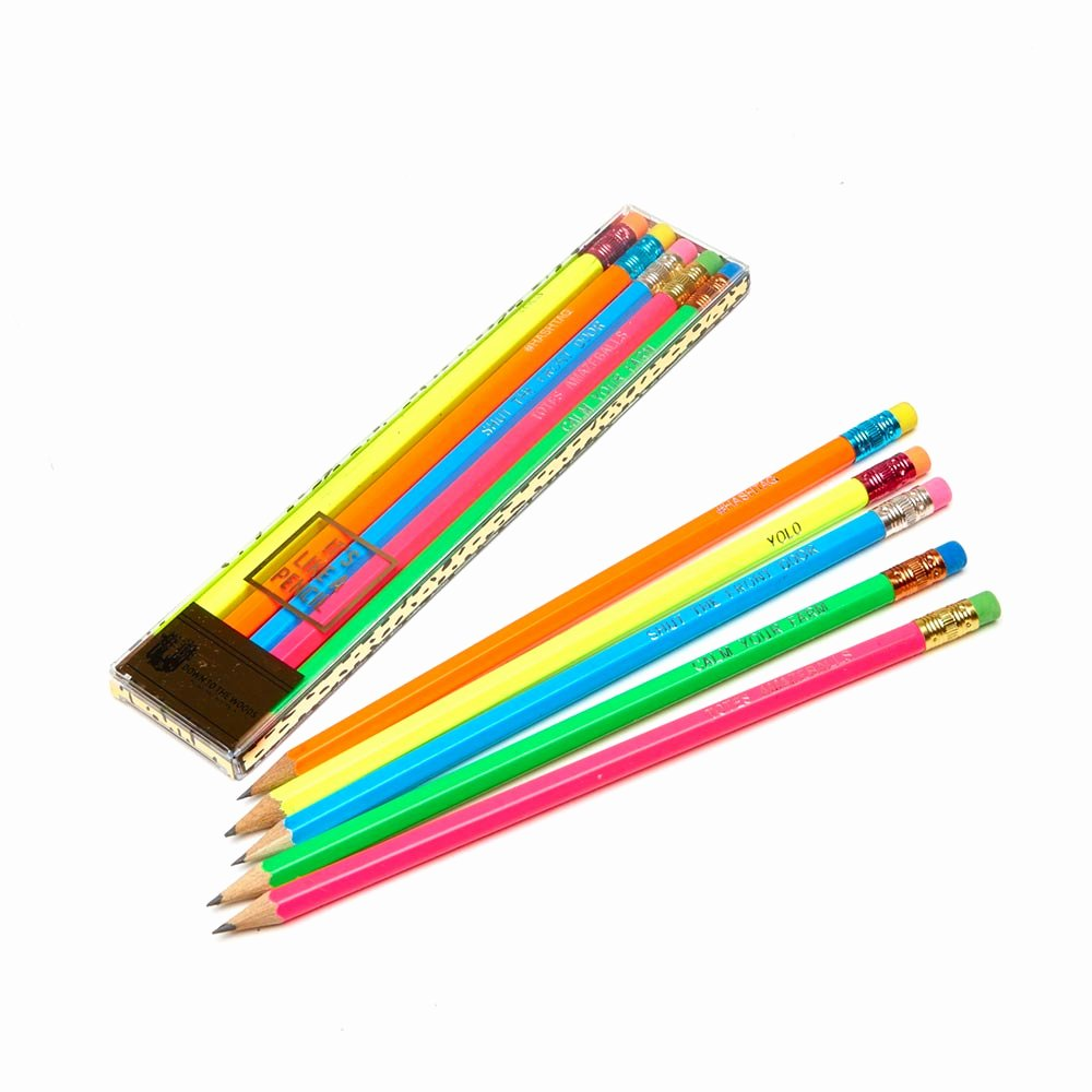 A Picture Of A Pencil Inspirational Fun Pencil Gift Pack