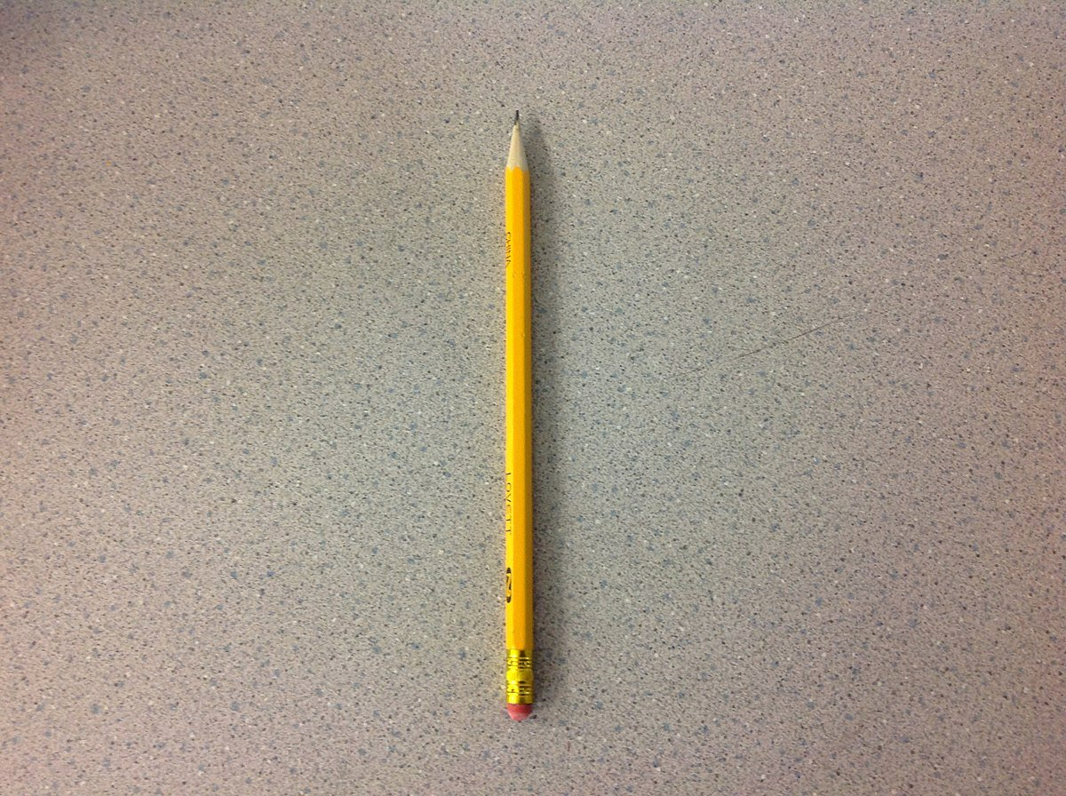 A Picture Of A Pencil New I Pencil