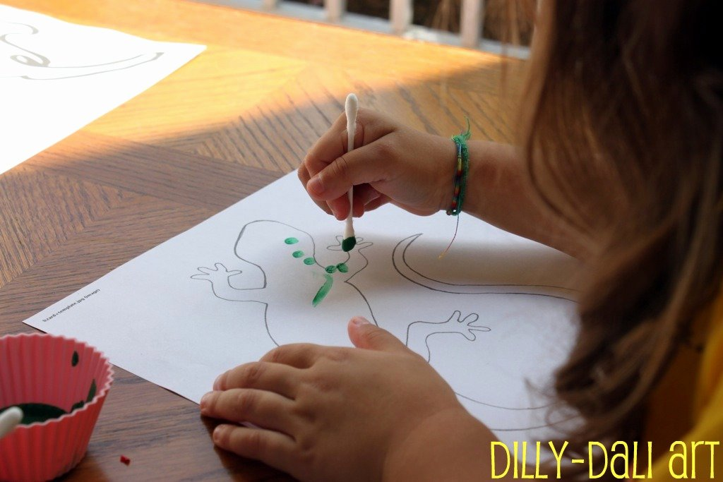 Aboriginal Dot Painting Templates Fresh Dilly Dali Art Aboriginal Dot Painting