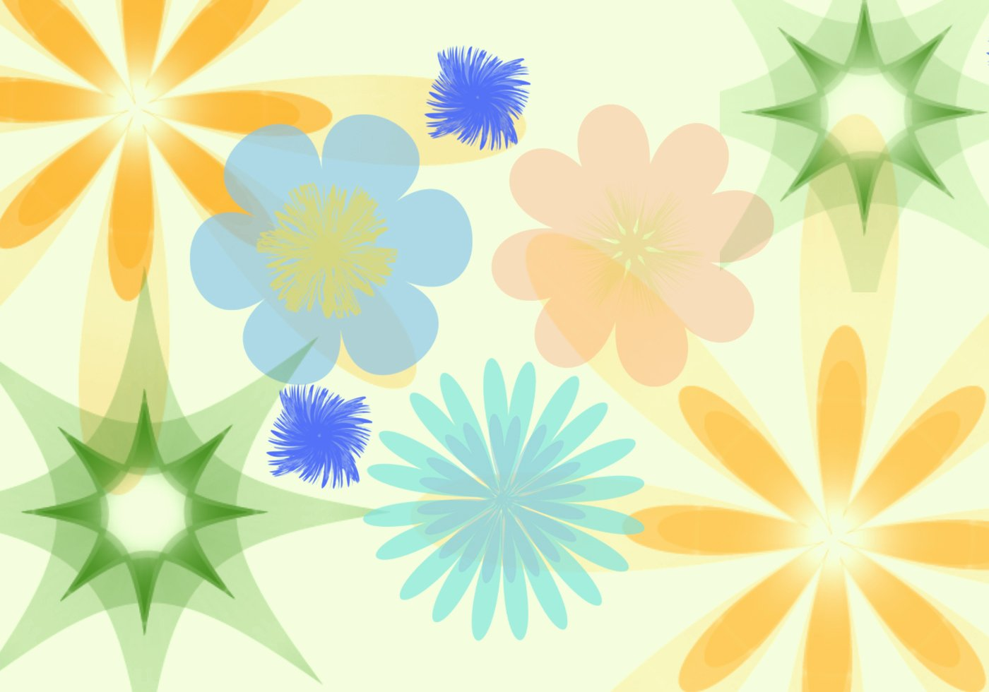 Abstract Pictures Of Flowers Elegant Abstract Flowers Free Shop Brushes at Brusheezy