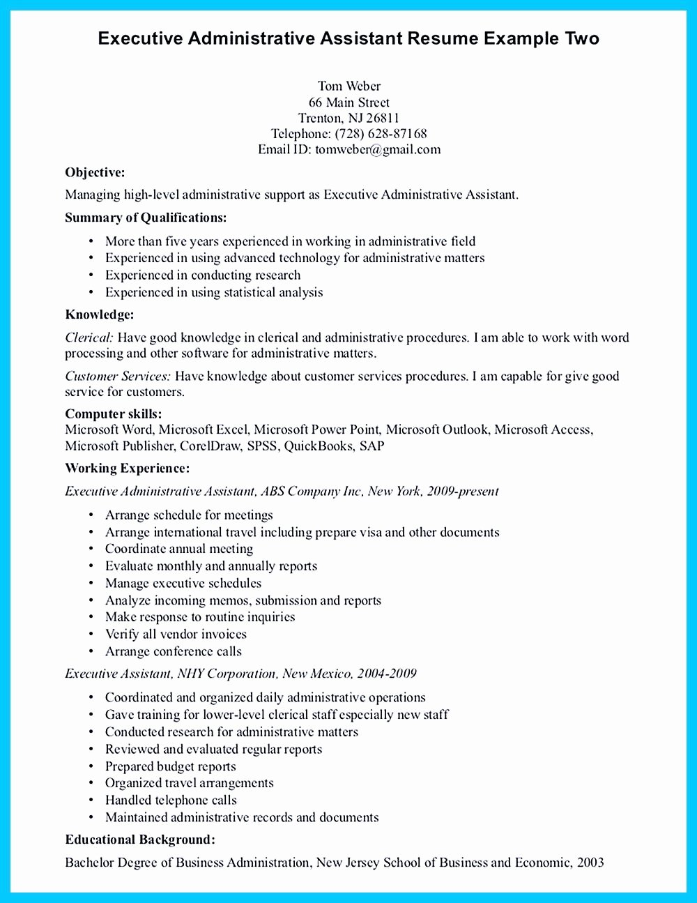 Administrative assistant Resume Objective Fresh In Writing Entry Level Administrative assistant Resume