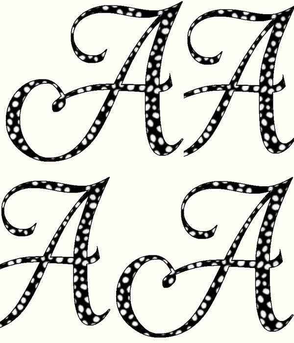 Alphabet Cut Out Letters Elegant Alphabet Stencils Alphabet and Stencils On Pinterest