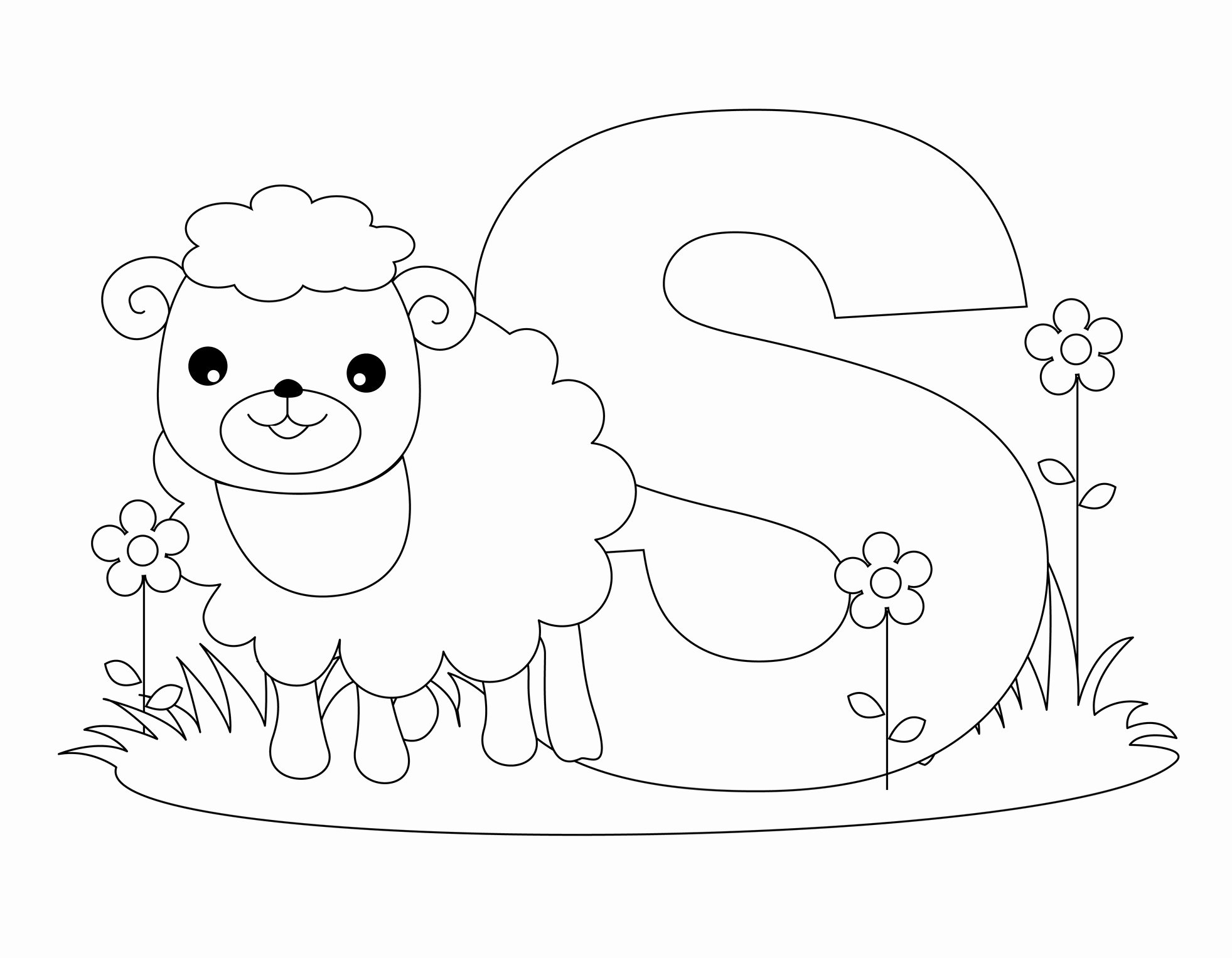 Alphabet Letters to Print Free Best Of Free Printable Alphabet Coloring Pages for Kids Best