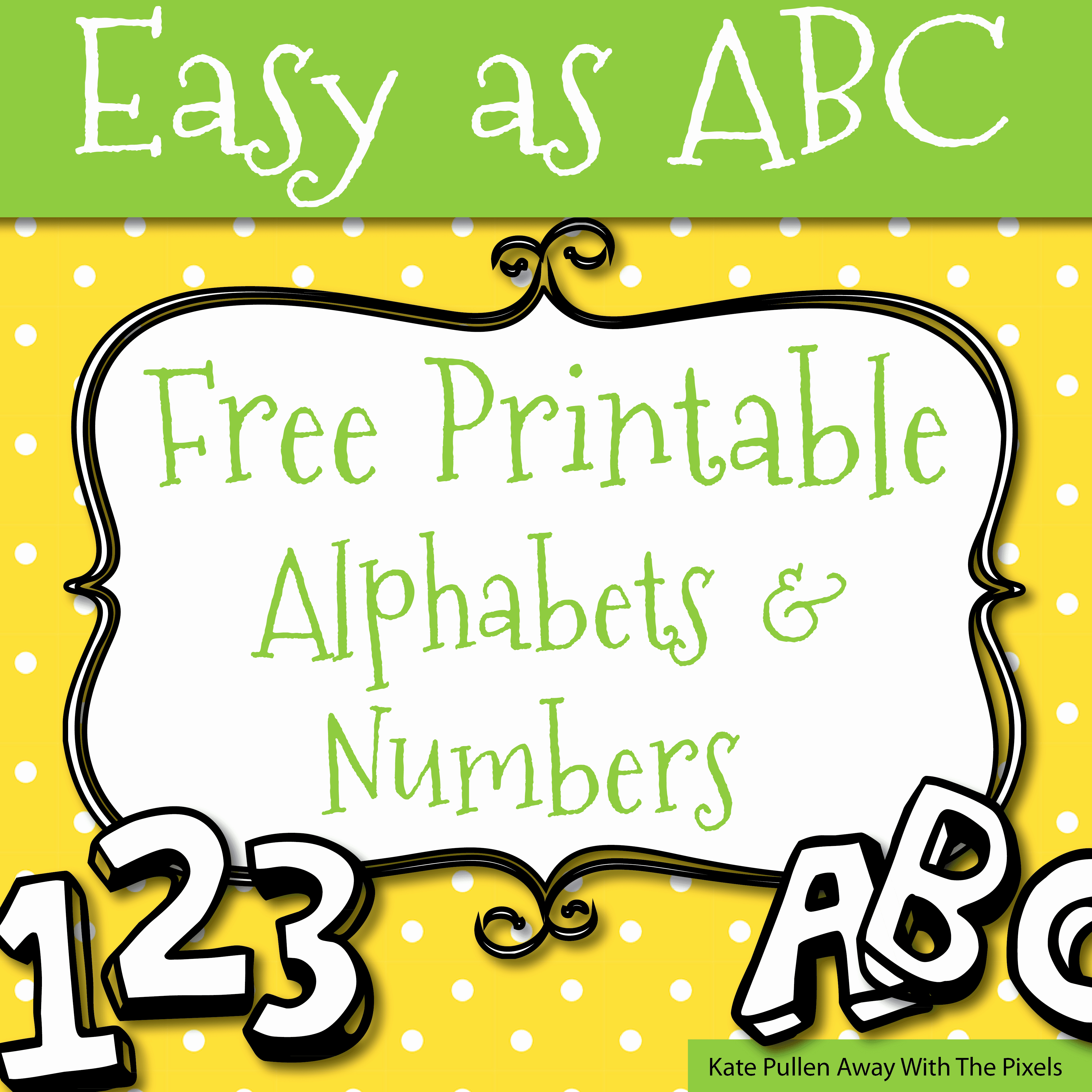 Alphabet Letters with Pictures Elegant Free Printable Letters and Numbers for Crafts