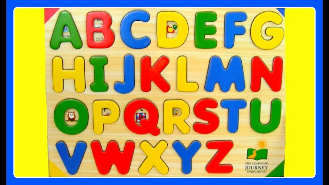 Alphabet Letters with Pictures New Learn Abc Alphabet Letters Fun Educational Abc Alphabet